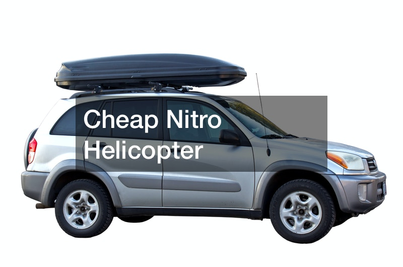 Cheap Nitro Helicopter