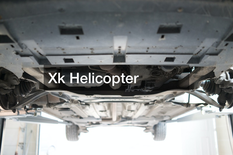 Xk Helicopter